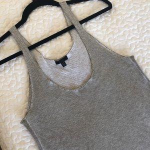 ATM Cotton & cashmere tank